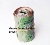 Online Loans For Bad Credit Can Remain An Efficient Reflection For People