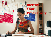 7 Mindsets:  Increase Your Productivity