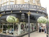 the numbers of bettys