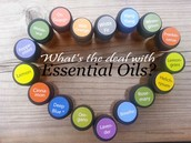 Don't miss this opportunity to learn about essential oils before summer gets into full swing!