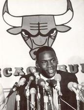 Michael Jordan's Career