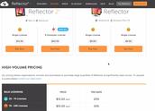 REFLECTOR - 1 License for Teacher Computer