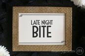 Later CAB Event: Late Night Bite