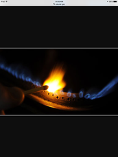 Make natural Gas