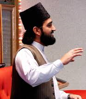 An Imam – religious leader