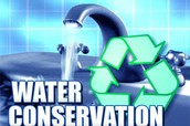 ways to save water in Texas!