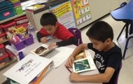 1st Grade: Building Stamina!