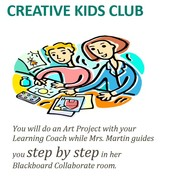 Creative Kids Club