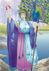 Hera-The goddess of marriage