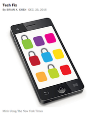 For Parental Controls, iPhones Beat Androids Tech Fix