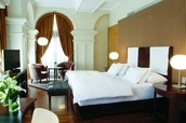 Your hotel room
