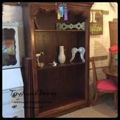 6-Shelf, Tall, Solid Wood Photo Shelf/Bookcase ~ $375
