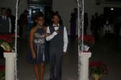 Sophomore Prince and Princess 2014