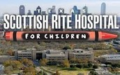 The Scottish rite hospital tests people for dyslexia