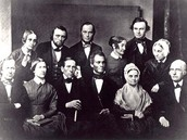 Members of the Antislavery Society