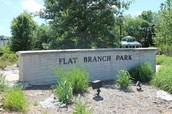 At Flat Branch Park