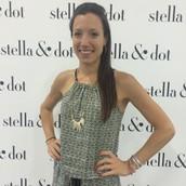 Marcy Van Arnam, Associate Stylist at Stella & Dot