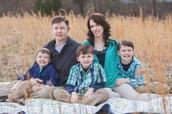 Crystal Garvin & Family