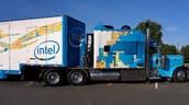Hydrogen Fueled Truck