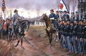 The Battle of Appomattox Court House