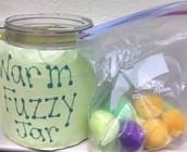 Our Warm Fuzzy Jar