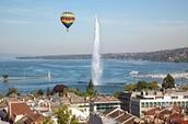 La quatrième escale: Le Genève