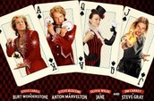 The Greatest Magic Show on The Planet!