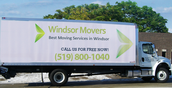 Long Distance Moving Windsor