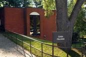 Nazareth College Casa Italiana