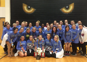 Fillies Earned Additional Awards