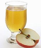 Un jus d'pomme