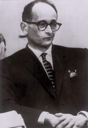 Adolf Eichmann Hanged