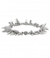 Renegade bracelet silver - £22.50