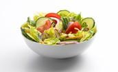 'Living Things' Salad