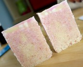 Soap with salt