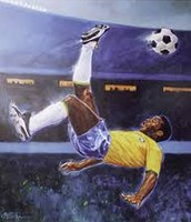 Bicycle Kick in the World Cup