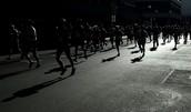 Run, run, run!