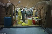 US Troops Prepare to go to War with Ebola