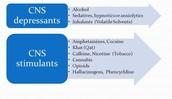Stimulants VS. Depressants