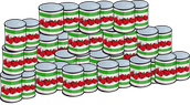 Student Council Canned Food Drive, 11/9 - 12/2