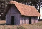 Peasant  and serfs housing