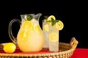 Great Tasting Lemonade!