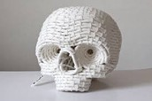 Weaved Skull