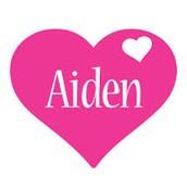 WE LOVE AIDEN