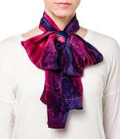 Scarf Styling With A Scarf Clip...