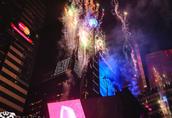 NYC New Years Eve