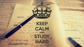 Make Sure You Study
