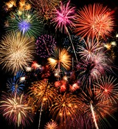 Fouth of July  Fire Works