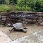 Crystal Bridges trip