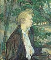 Potriat of Gabrielle (1891)